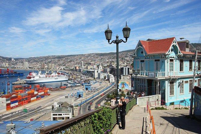 SIB Viña Del Mar and Valparaiso Day Trip from Santiago