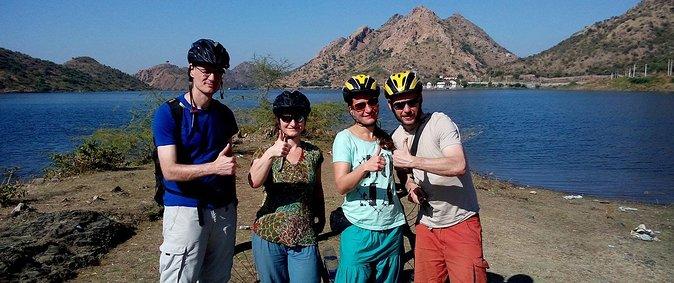 Lakecity Loop - Udaipur Countryside Bike Tour