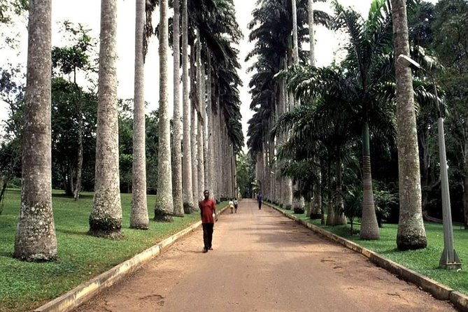 Aburi Gardens Transfers