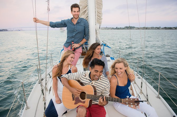 Private Sailing Charter on San Diego Bay