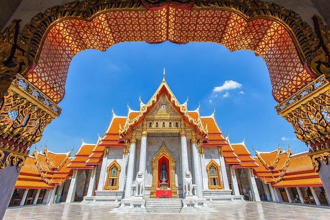 Bangkok City Tour with Wat Arun