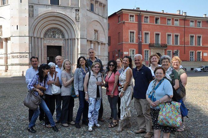 Parma In-depth Walking Tour: Classic Parma Visit, City-Center Medieval Treasures