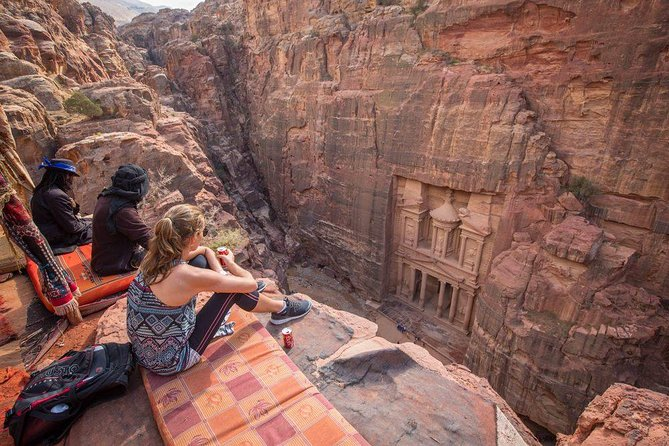 Petra and Wadi Rum Day Tour From Aqaba city