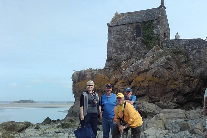 Private Tour of St Malo Cancale Cap Frehel and Dinan from St Malo