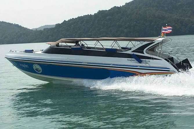 Private Speed Boat Charter to Phi Phi , Maya Bay, Khai Islands