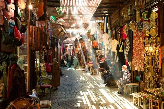 Marrakech City Tour: Half-Day Guided Tour