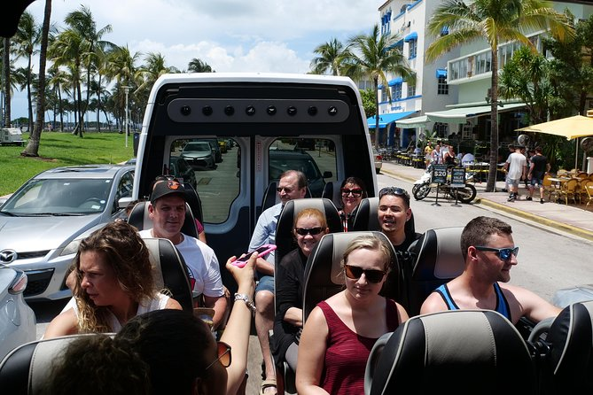Miami Panoramic Sightseeing Tour in English, French or Spanish
