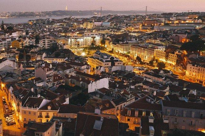 Lisbon Private Tour (Mercedes-Benz E / V Class)