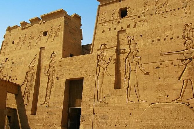 Half-day tour to Philae Temple and High-Dam in Aswan