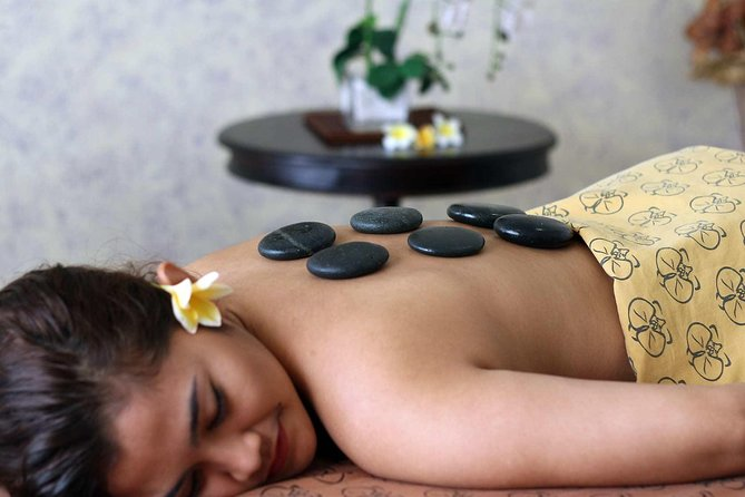 Warm Stone Massage For 2 hours Including Transfers
