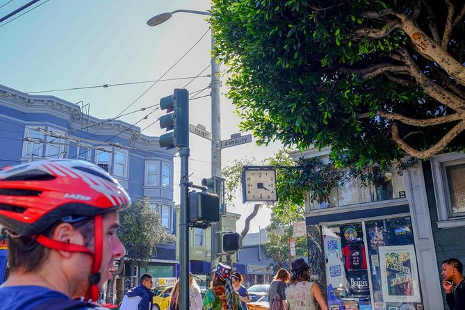 The Essential Electric San Francisco Bike Tour
