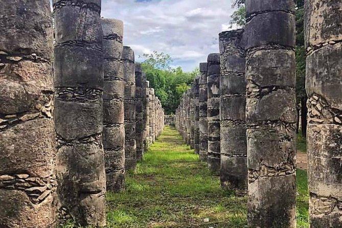 Chichen Itza Tour Plus with Cenote Swim from Cancun