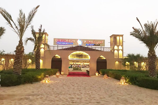 Duo Combo- Half-Day Dubai City Tour and Premium Red Dunes Drive