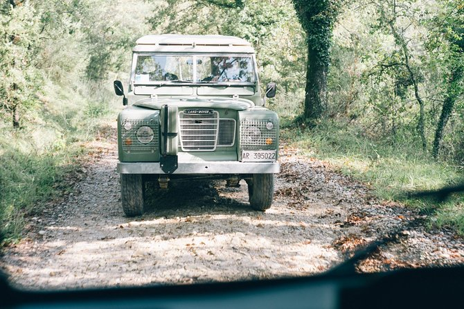 Off-Road Tuscan Wine Tour from Castellina