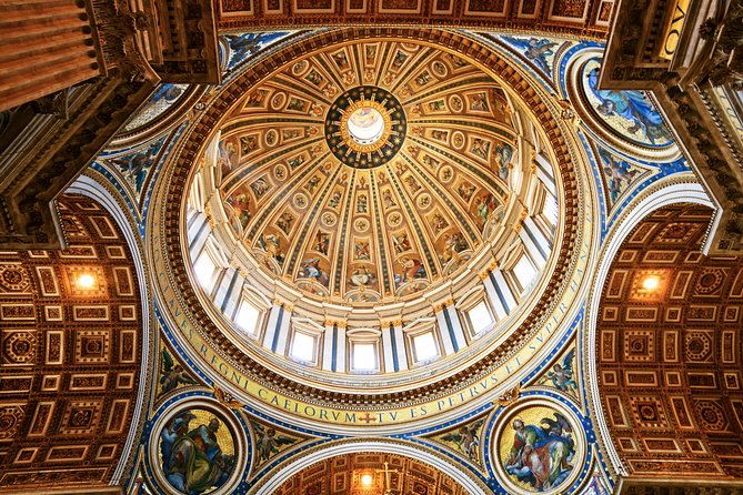 Faster Than Skip-the-Line: Sistine Chapel and Vatican Museums
