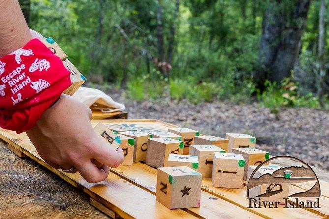 Escape River Island Challenge on the Waccamaw River