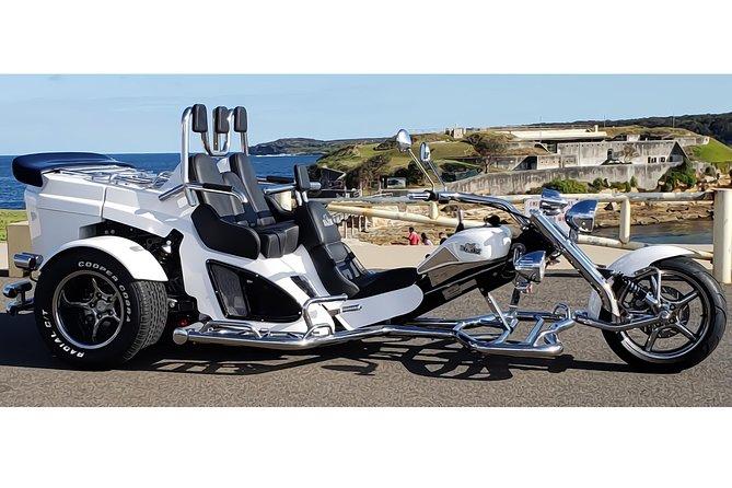 Sydney Six Beaches Trike Tour