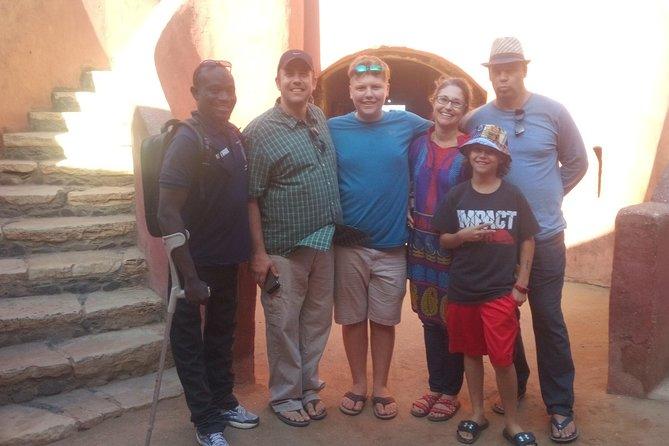 Goree Island and Dakar city tour full day.