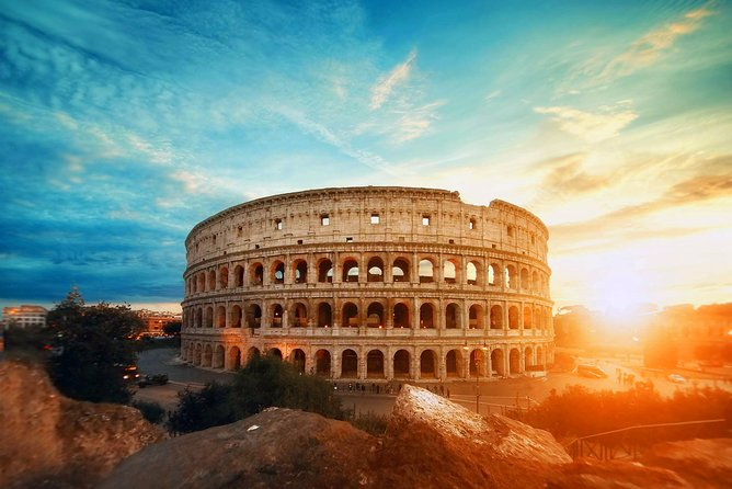 The VIP Colosseum Underground & Ancient Rome Small Group Tour