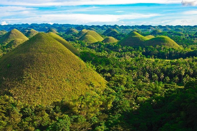 Bohol Countryside Full-Day Tour