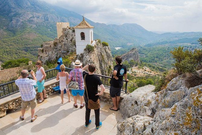 Guadalest and Algar Springs Guided Tour from Alicante