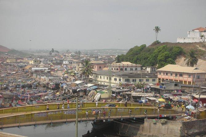 Elmina Guided Day Tour