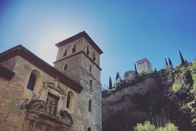 Private Tour: Historical Granada