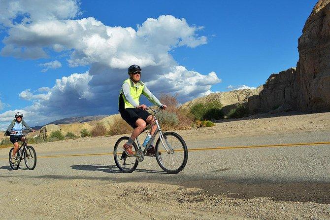 Earthquake Canyon Express Downhill Small Group Half Day Bike Tour
