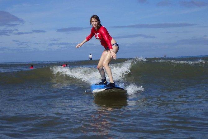 Private Surf Lesson at Kalama Beach in Kihei