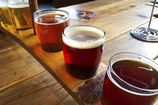 DC Brew Tour with Tastings and Meal