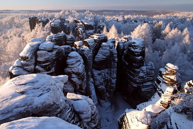 Best of Bohemian and Saxon Switzerland Day Trip from Dresden- Fantasy Tour