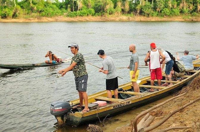 3-Day Manaus Amazon Jungle Adventure
