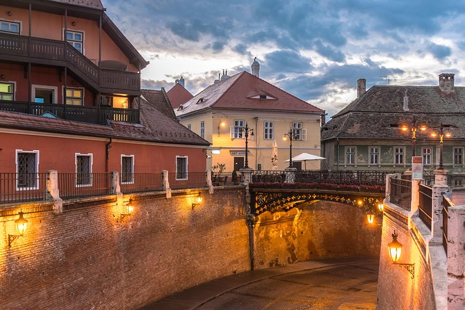 Private two days getaway trip to Brasov, Sighisoara & Sibiu from Bucharest