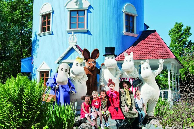 2 Days tour to Moominworld and Turku Castle from Helsinki