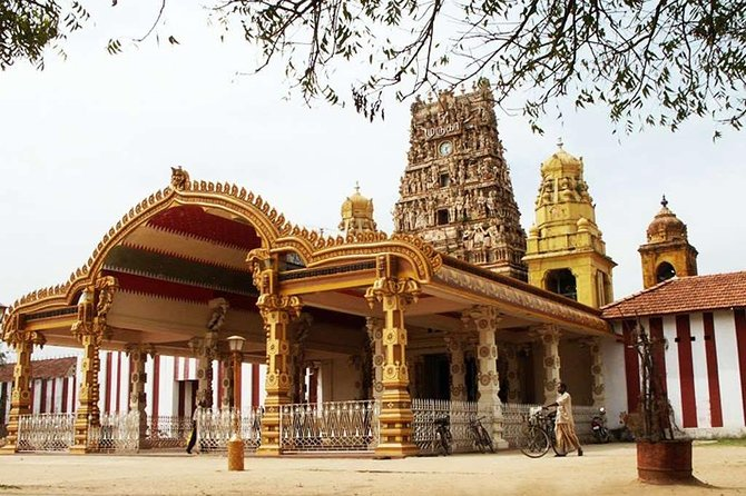 Discover Jaffna 03 Nights and 04 Days (All-Inclusive Private Trip From Colombo)