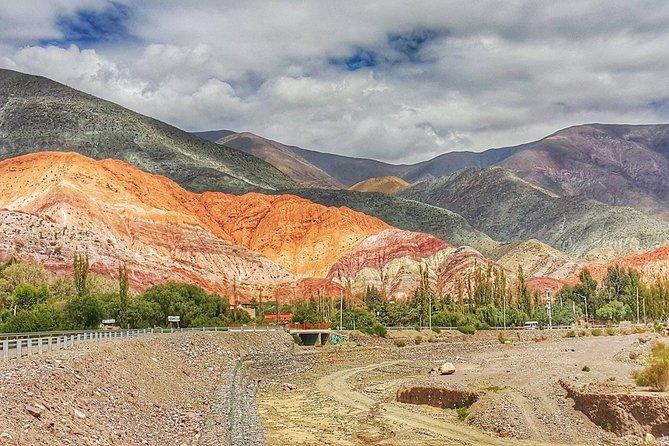 Full-Day Tour to Humahuaca, Purmamarca and Tilcara