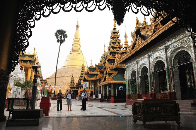 Full-day Yangon City Tour with Private Car and Guide
