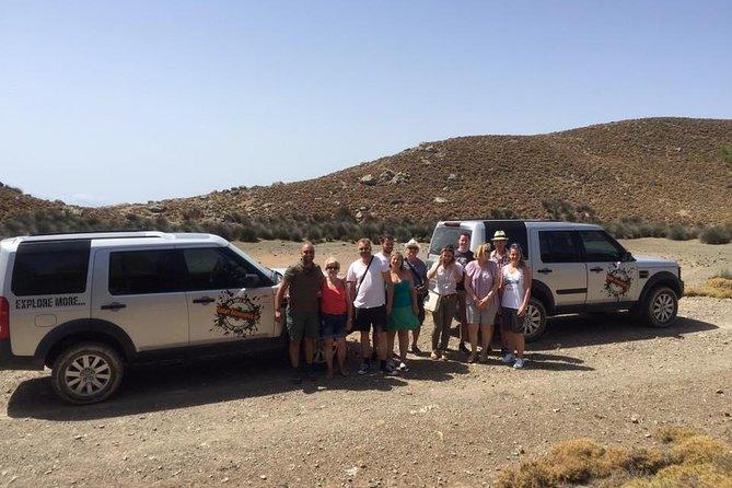 Uncharted Escapes: Land Rover Safari Corfu North Route