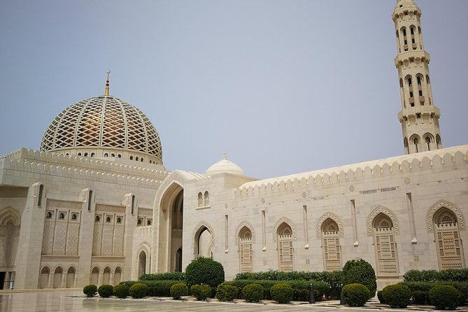 Half Day Tour in Muscat (except on Friday)