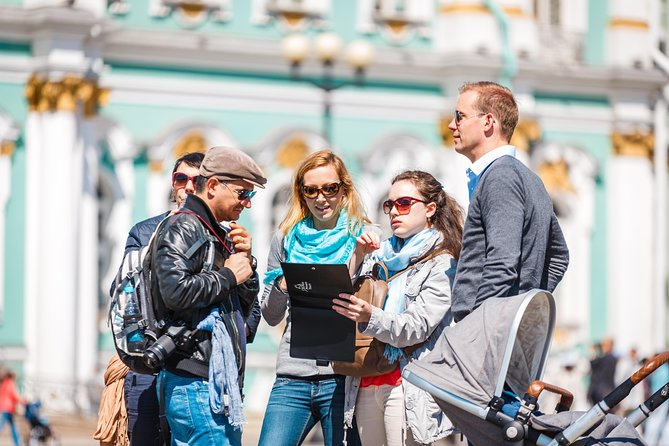 St Petersburg Must-Sees Private Tour