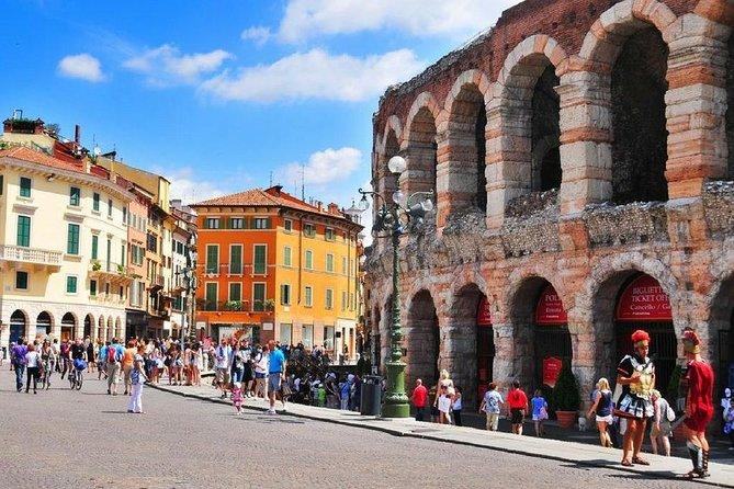 Verona and Sirmione Day Trip from Bergamo