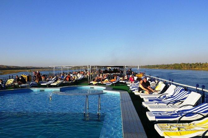 nile cruise 8 nights 9 days from luxor,balloon,abu simbel , aswan and hurghada