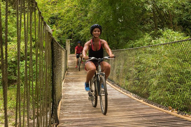 Rainforest Cycling Adventure in St. Lucia