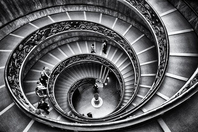 Vatican Museums and Sistine Chapel with no-wait access to St Peter's Basilica