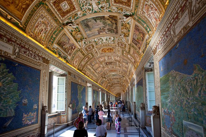 Vatican and Sistine Chapel Afternoon tour