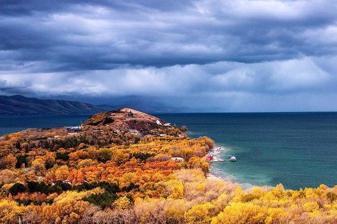 Private 7-8 hour Trip to Garni - Geghard - Lake Sevan - Sevanavank from Yerevan