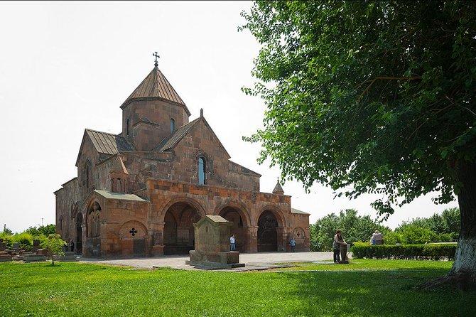 Private 8-9-hour Echmiadzin, Zvartnots, Garni and Geghard trip from Yerevan