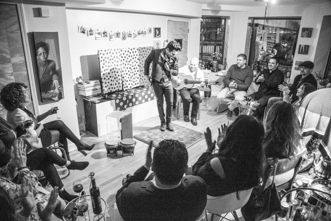 Spanish tapas & live Flamenco in the Chicago West Side for private groups