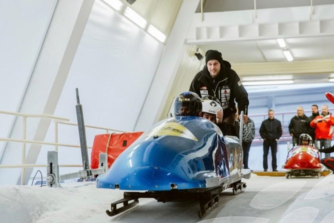 Olympic Bobsleigh - Truly Unique Winter Adventure!
