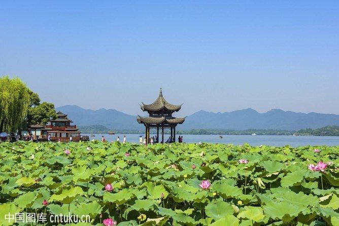 Hangzhou West Lake Tour in Summer